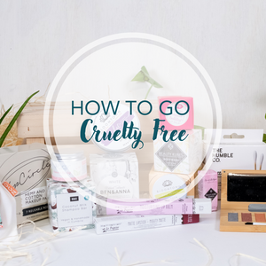 How to get started on your cruelty free journey