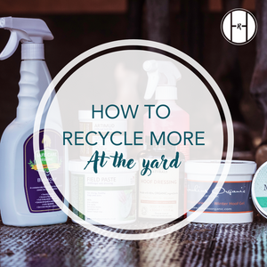 How to recycle more at the yard