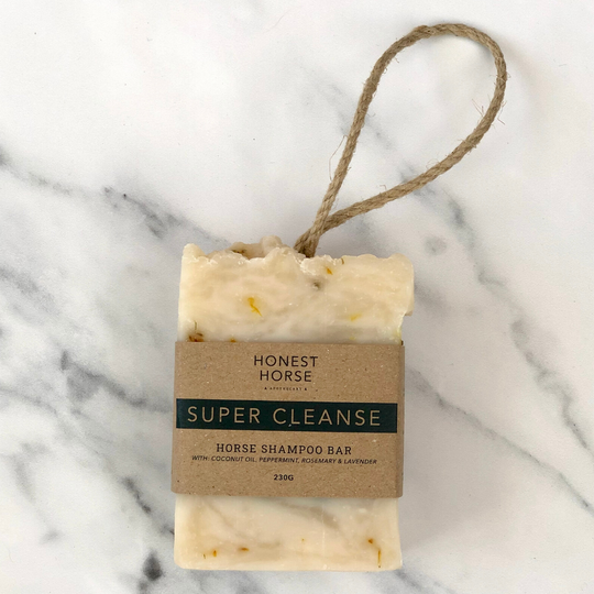 Honest Horse | Horse Shampoo Bar | SUPER CLEANSE
