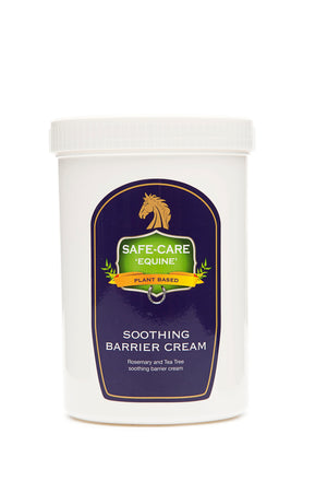 Safe-Care Equine: Soothing Barrier Cream - Honest Riders