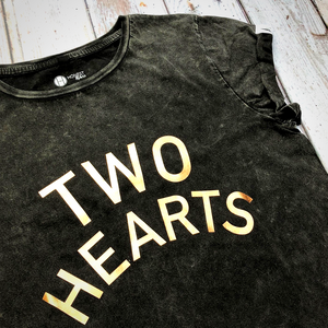 'TWO HEARTS' Trakehner T-Shirt | Special Edition - Honest Riders