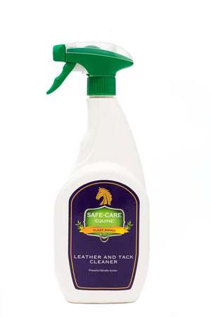 Safe-Care Equine: Leather & Tack Cleaner - Honest Riders