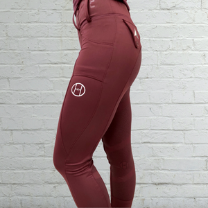 Winter Riding Leggings | MULBERRY