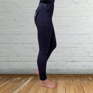 Winter Riding Leggings | NAVY