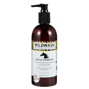 Wild Wash: Gentle Shampoo - Honest Riders