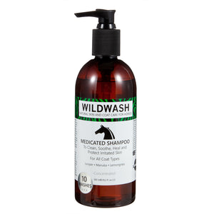 Wild Wash: Medicated Shampoo - Honest Riders