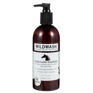 Wild Wash: Ultra Shine Shampoo - Honest Riders