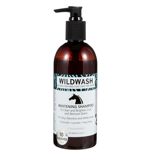 Wild Wash: Whitening Shampoo - Honest Riders