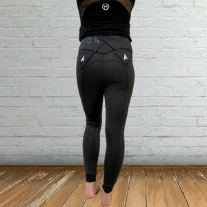 Winter Riding Leggings | BLACK