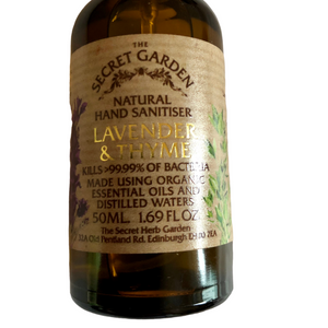 The Secret Garden | Hand Sanitiser
