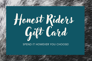 Gift card - Honest Riders