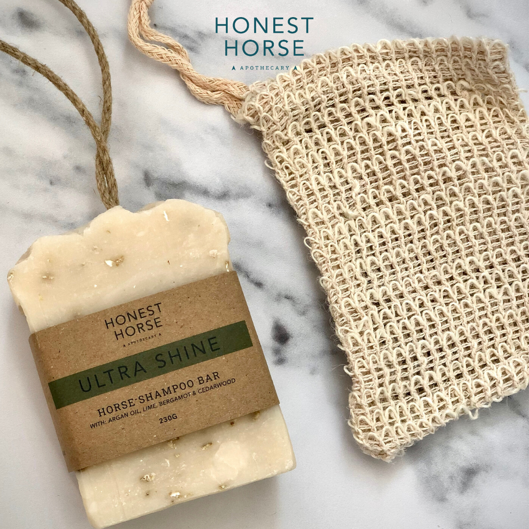 Honest Horse | Horse Shampoo Bar | ULTRA SHINE