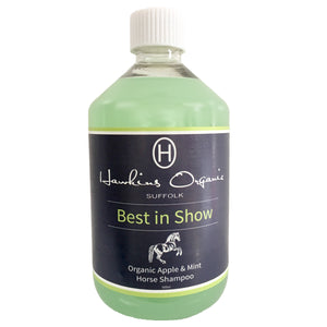 Hawkins Organic:  Best In Show Shampoo - Honest Riders