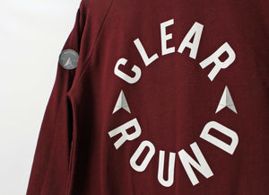 'CLEAR ROUND' Warmblood Sweatshirt - Honest Riders