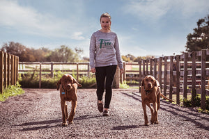 'FREE REIN' Thoroughbred Sweatshirt - Honest Riders