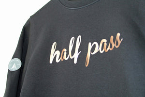'HALF PASS' Friesian Sweatshirt | Special Edition - Honest Riders