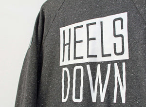 'HEELS DOWN' Warmblood Sweatshirt - Honest Riders