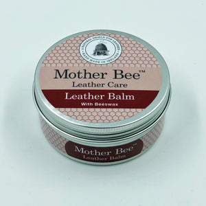 Mother Bee: Leather Balm - Honest Riders