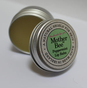 Mother Bee: Peppermint Lip Balm - Honest Riders