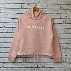 'PUISSANCE DU CHEVAL' Mustang Hoodie