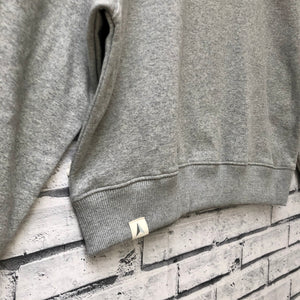 HONEST RIDERS BESPOKE | Brumby Sweatshirt | Grey