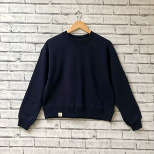 HONEST RIDERS BESPOKE | Brumby Sweatshirt | Navy