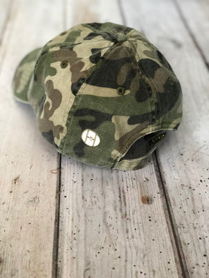 Honest Icon Baseball Cap | Camo - Honest Riders