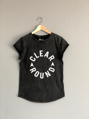 'CLEAR ROUND' Trakehner T-Shirt - Honest Riders