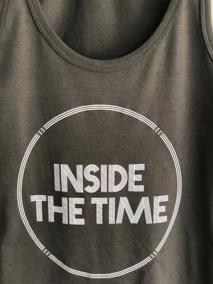 'INSIDE THE TIME' Quarterback Vest - Honest Riders