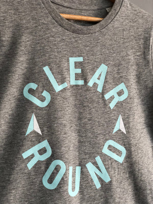 'CLEAR ROUND' Welshy T-shirt - Honest Riders
