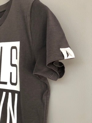 Young Riders | 'HEELS DOWN' Welshy T-shirt - Honest Riders