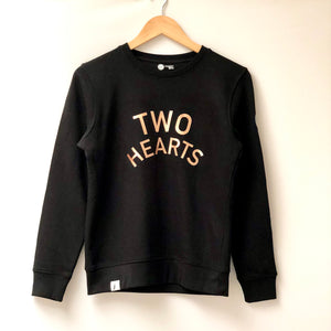 Young Riders | 'TWO HEARTS' Exmoor Sweatshirt