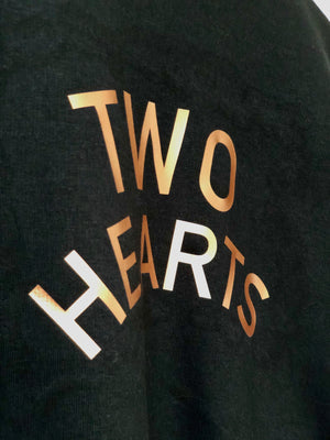 Young Riders | 'TWO HEARTS' Exmoor Sweatshirt - Honest Riders