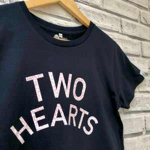 'TWO HEARTS' Haflinger T-Shirt - Honest Riders