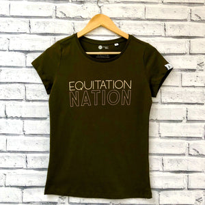 'EQUITATION NATION' Paso Fino T-Shirt - Honest Riders