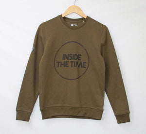 'INSIDE THE TIME' Friesian Sweatshirt - Honest Riders