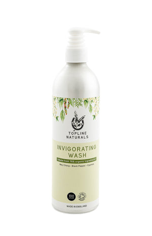 Topline Naturals: Invigorating Wash