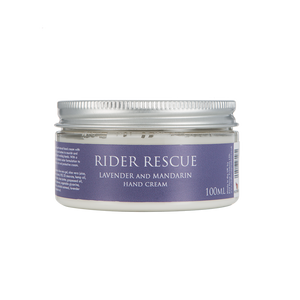 Red Horse: Rider Rescue Hand Cream, Lavender & Mandarin - Honest Riders