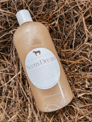 The Alchemist's Garden: Neem Dream Shampoo