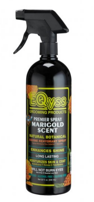 EQyss: Marigold Spray Fly Repellent - Honest Riders