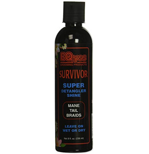 EQyss: Survivor Super Detangler & Shine - Honest Riders