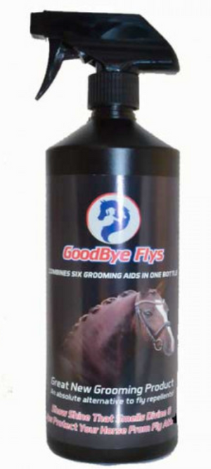 Goodbye Flys: 6in1 spray - Honest Riders