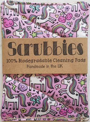 Eco-friendly Unsponges - Scrubbies twin pack - Honest Riders