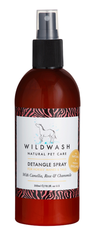 Wild Wash: Detangle Spray - Honest Riders