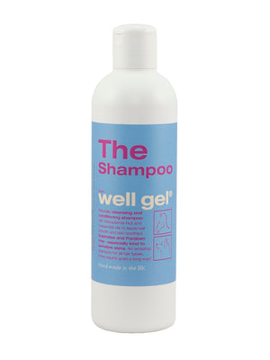 Well Gel: The Shampoo - Honest Riders