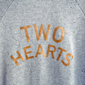 'TWO HEARTS' Warmblood Sweatshirt - Honest Riders