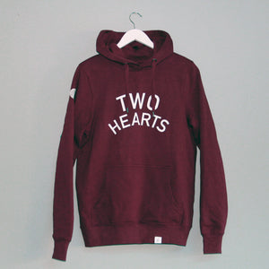 'TWO HEARTS' Hanoverian Hoodie - Honest Riders