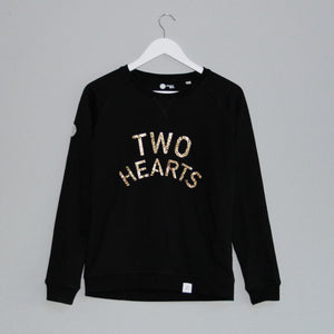 'TWO HEARTS' Thoroughbred Sweatshirt | Special Edition - Honest Riders