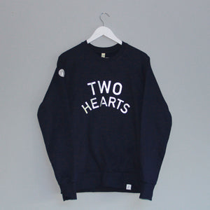 'TWO HEARTS' Warmblood Sweatshirt LIMITED EDITION - Honest Riders