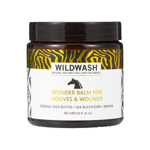 Wild Wash: Wonder Balm - Honest Riders